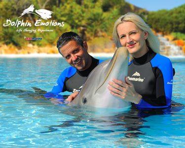 Interacção com Golfinhos para 2 Pessoas | Zoomarine