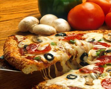 2 Pizzas à la carte + Bebidas para Dois | Gandhi Palace