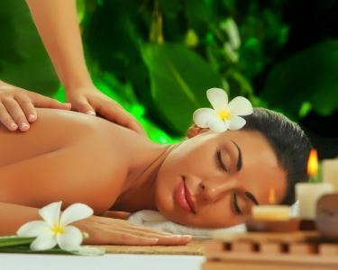Massagem Eucalipto 45 min - Refresque-se!