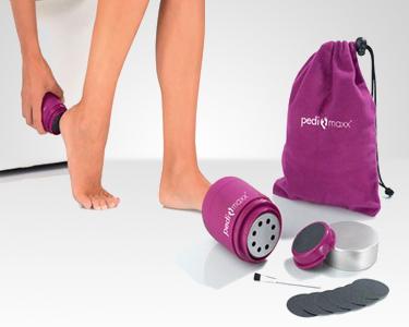 Aparelho de Pedicure PediPro Deluxe   Onde e Quando Precisar
