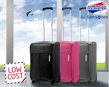 Mala Toulouse Cabin Size | American Tourister by Samsonite