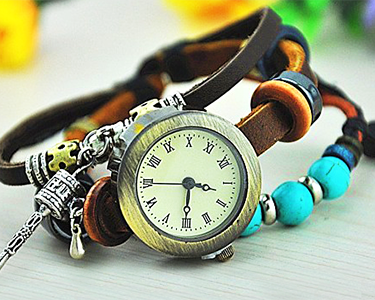Relógio Vintage | Estilo & Elegância