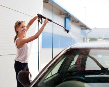 Lavagem Interior e Exterior Wash by Woman + Higienização do A/C