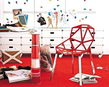 Cadeira Cubic | Estilo e Modernidade