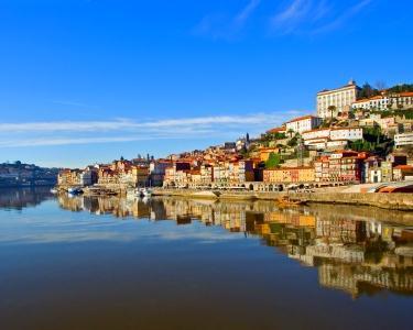 Almoço&Passeio a Bordo no Douro | Porto - Régua - Porto