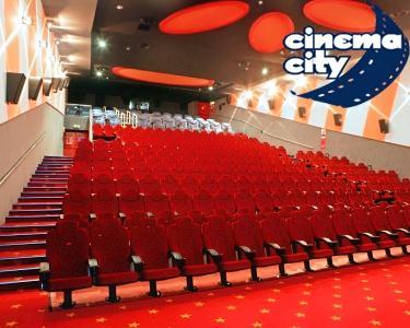 Gaiola Dourada no Cinema City   Bilhete & Pipocas
