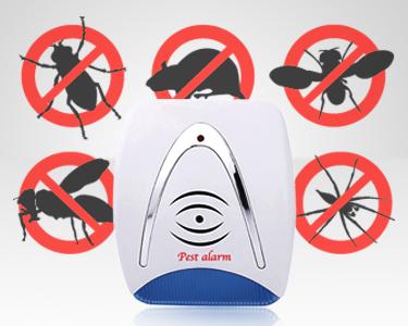 Pest Alarm   Repelente de Insectos por Ultra-Som