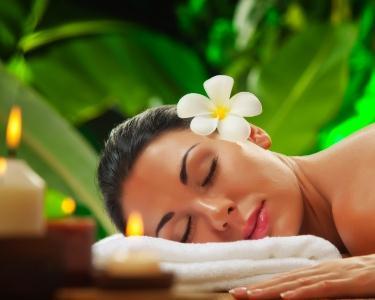 Massagem Fresh & Relax ao Corpo c/ Aromas de Eucalipto