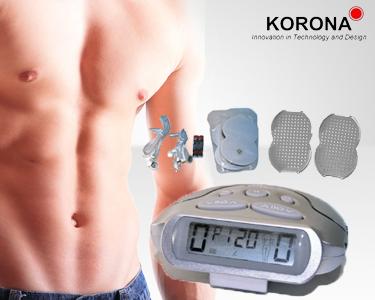 Electroestimulador Korona Med Pro 1000 | Electroterapia em sua casa