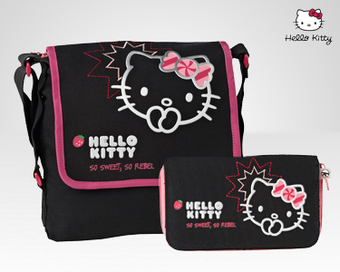 Hello Kitty Sweet Rebel | Regresso às Aulas