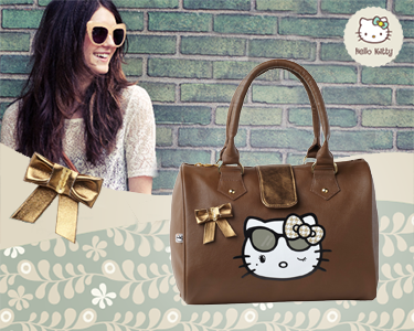 Mala de Ombro | Hello Kitty Diva