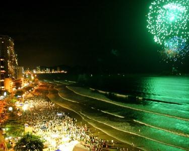 Reveillon em Salvador - 7 Nts c/ Voo - Partida a 26 Dezembro