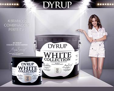Tinta Dyrup - White Collection | Escolha 2 ou 10 litros