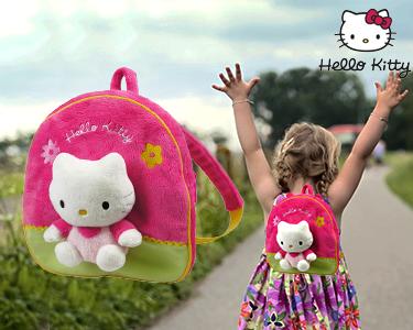 Hello Kitty | Mochila Pequena & Macia