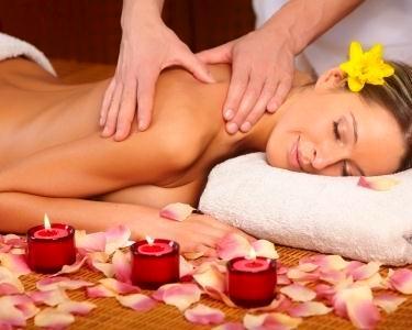 Massagem Relax | Óleos Essenciais & Ritual Chá | Corpo Inteiro