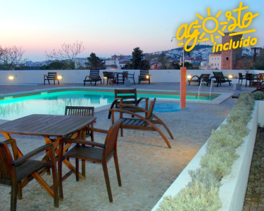 Hotel Convento D'Alter | Noite ou Noite com Jantar