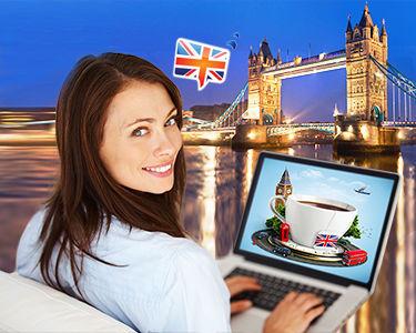 Curso de Inglês Online   3 Meses com Certificado