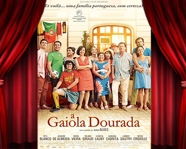 Gaiola Dourada no Cinema City | Bilhete & Pipocas