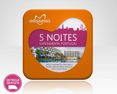 Presente: 5 Noites em Portugal