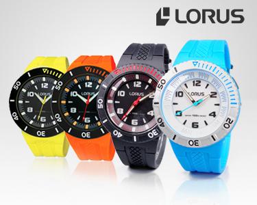 Relógio Lorus | Escolha a Sua Cor
