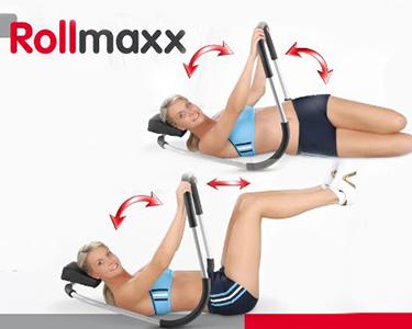 Roll Maxx Ab Instrutor | Barriga Lisa
