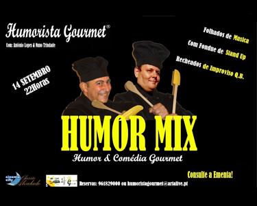 Humor Mix – Humor e Comédia Gourmet