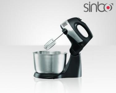 Batedeira com Taça Sinbo | Simples & Eficiente