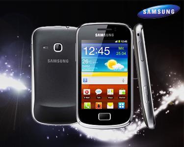 Samsung S6500 Galaxy Mini 2 | Livre de Operador