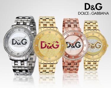 Relógios Dolce & Gabbana | Glamour e Elegância