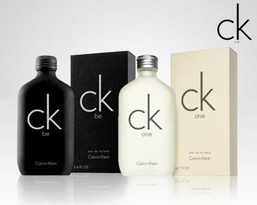 CK One e CK Be - Calvin Klein