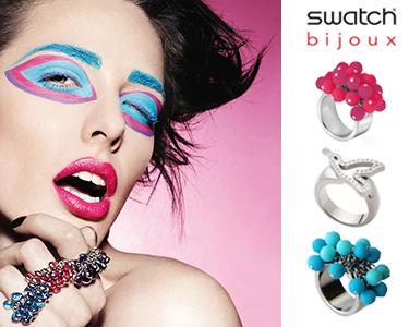 Swatch® Bijoux Anéis   Escolha o seu Modelo