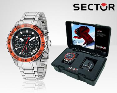 Relógio Racing Pilot Master | Edição Especial da Sector