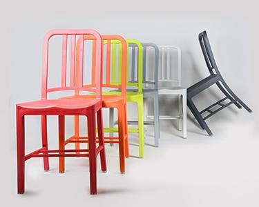Cadeira Color Line | Interior ou Exterior