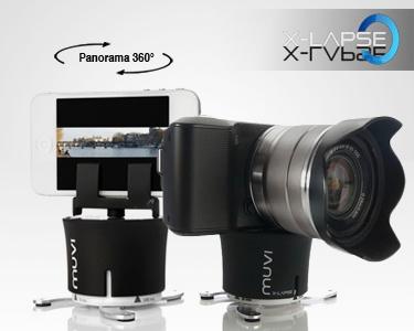 Suporte Fotográfico 360º Veho Muvi™ X-Lapse
