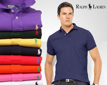 Pólos Ralph Lauren® | Qualidade Premium