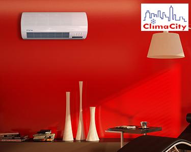 Climatizador Cerâmico Eléctrico de Parede | Quer Frio ou Calor?