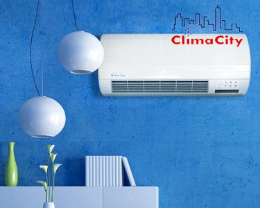 Climatizador Cerâmico Eléctrico de Parede | Baixo Consumo Energético
