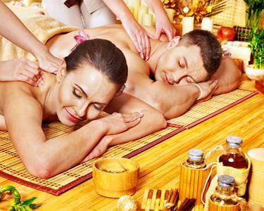 Massagem de Amêndoa & Girassol para Dois