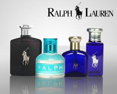Ralph Lauren Fragrâncias   Escolha a Sua