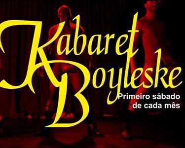 «Kabaret Boyleske» | Comédia Musical no Bar Cru