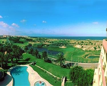 Atlântico Golfe Hotel | Noite 4* com SPA a Dois em Peniche