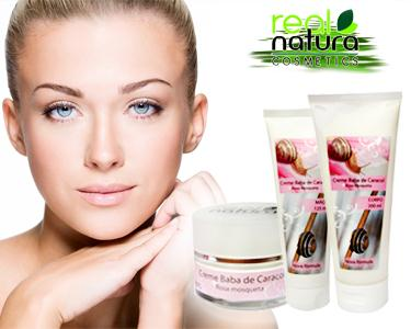 Pack Completo Baba de Caracol Real Natura
