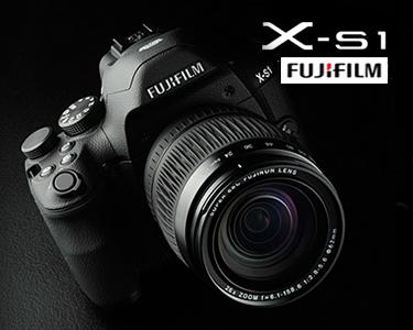 Câmara Digital Compacta Fujifilm X-S1