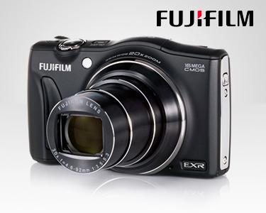Câmara Digital Compacta Fujifilm FinePix F770 EXR