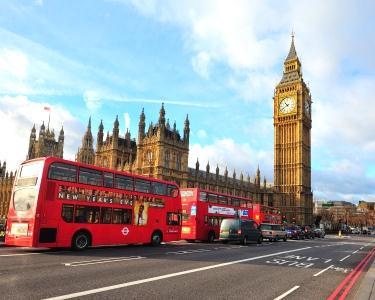 Descoberta Inglaterra - 4 dias com Aluguer de Carro