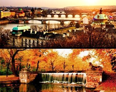Praga e Viena de Comboio | 7 Nts de Aventura
