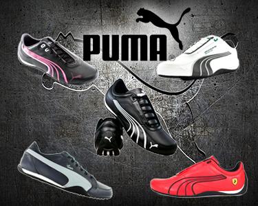 Ténis Puma®   Homem e Senhora