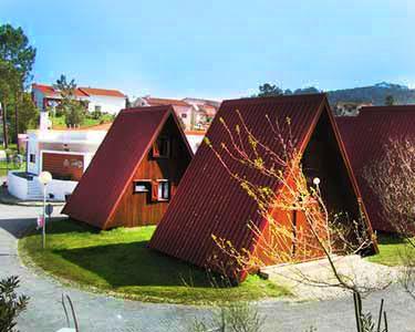 Bungalow na Serra do Luso - 3, 5 ou 7 Noites até 4 Pessoas