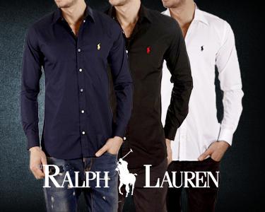 Camisas Homem | Ralph Lauren®