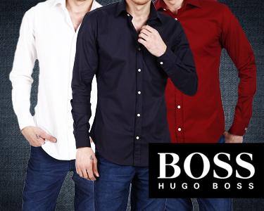 Hugo Boss® | Camisas Clássicas para Homem